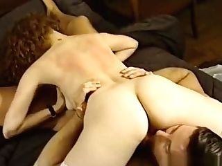 Horny Sex Industry Star In Amazing Antique, Sandy-haired...