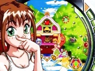 Arcade - Pachinko Sexy Reaction Scenes