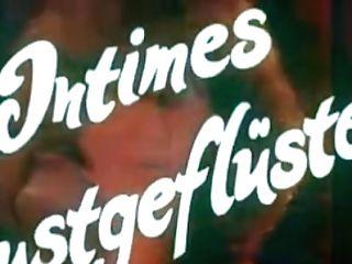 Classical German : Intimes Lustgefluster