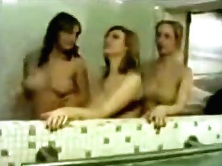 Amazing Retro, Bathroom Xxx Scene