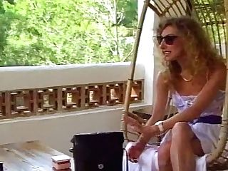 Curly Haired Voracious Cougar In Sunglasses Blows Hard Sausage With...