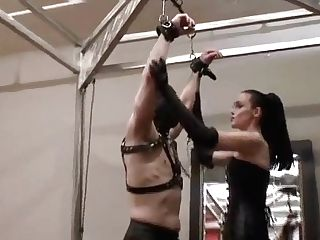 Mistress Darla Cellar Pt 1