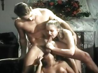 Rocco Tempts His Chambermaids